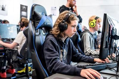 E-sport (DGI og Ungdomsringen