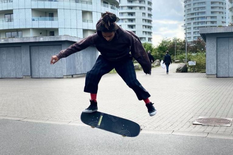 Skatetur + skatehold
