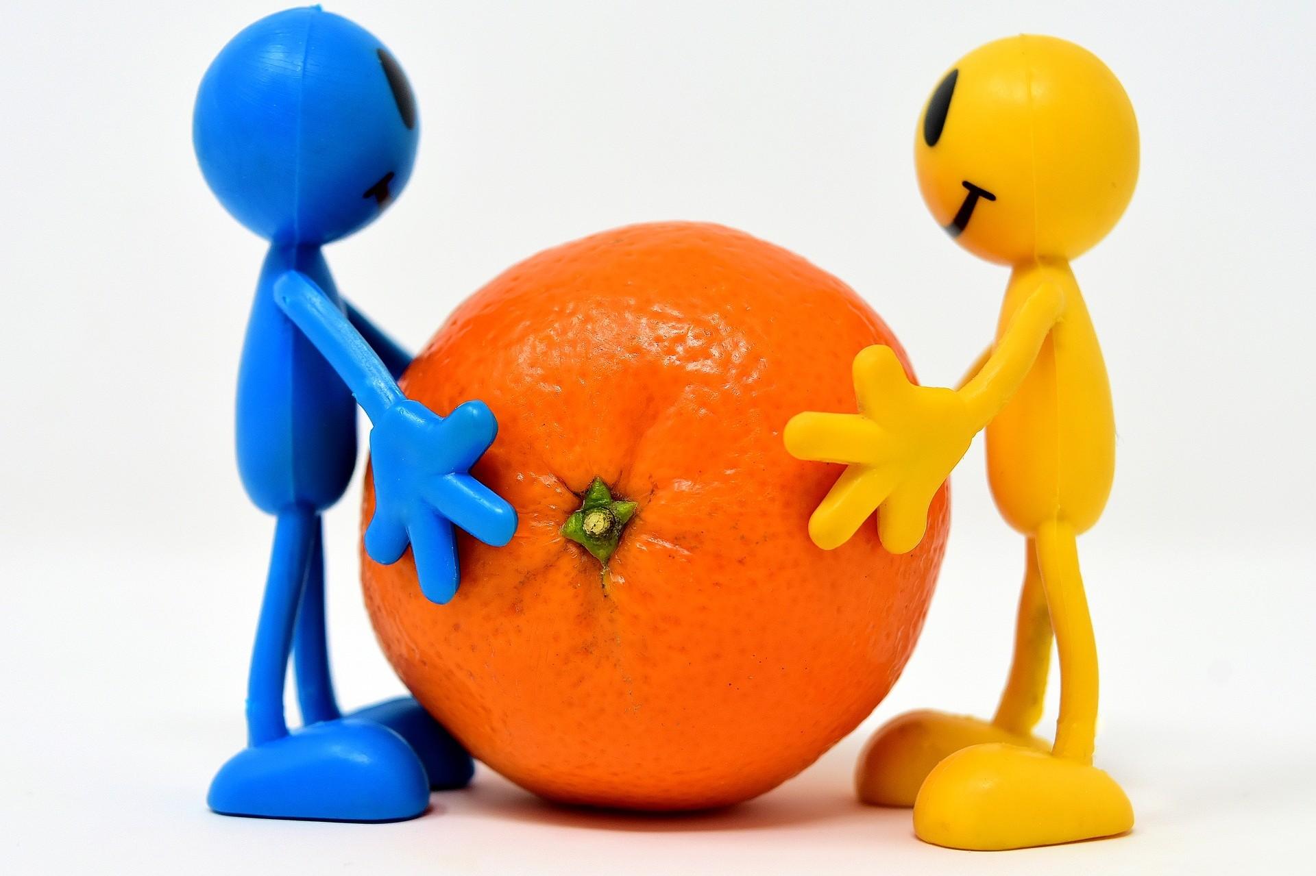 appelsinvenner